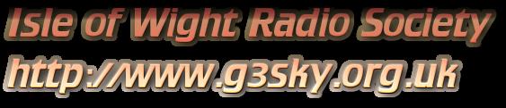 G3SKY Logo