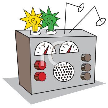Radio Clipart